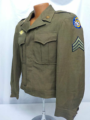 WWII US Army Air Corps 5th Air Force Ike Jacket