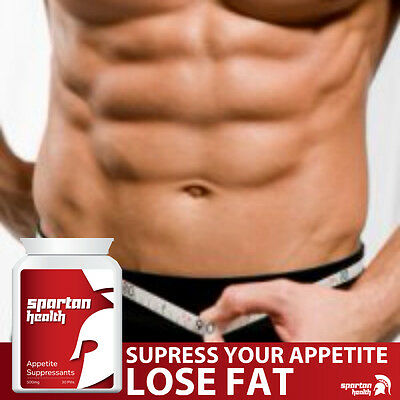 Spartan Health Appetite Suppressant Tablets Stop Cravings Lose Weight And Fat