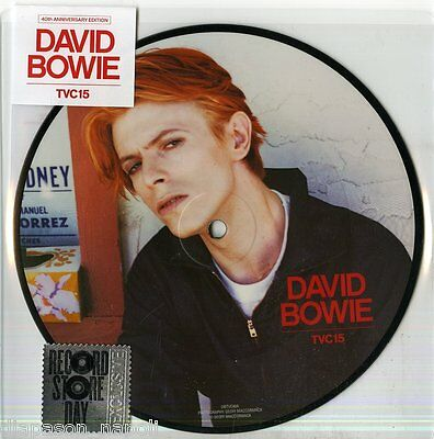 "Bowie David: Tvc 15 (Picture Disc 7"" - RSD 2016"