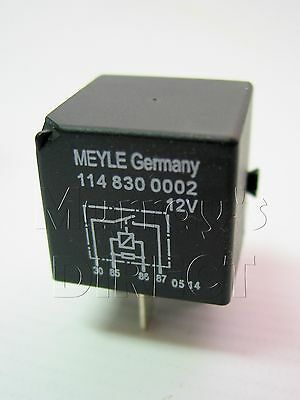 MEYLE 645 Multi Function 40A Switching Relay - VW Mk5 Mk6 Golf Passat 4H0951253A