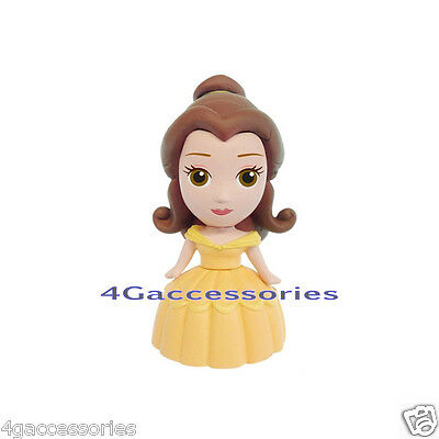 TOMY Pocket Toys Series 1 Princess Cute Buildable Figures Belle New