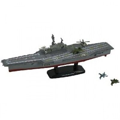 23cm Diecast Aircraft Carrier. Shipping is Free