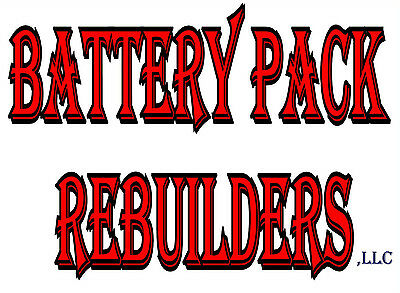 Craftsman 18v BATTERY REBUILD   WE REBUILD ALL 18 VOLT  BATTERIES