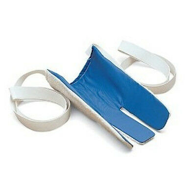 Deluxe Flexible Sock Aid and Stocking Aid - White and Blue - Each - NEW!!