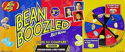Roue Jelly Belly Bean Boozled bonbons americains spinner game BeanBoozled 100g