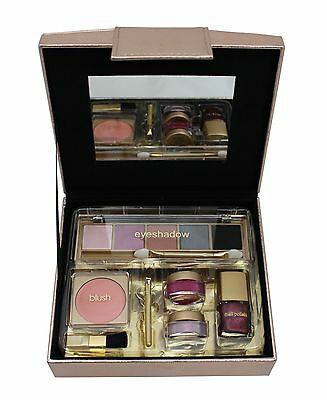 Coffret maquillage Beauty-box Or