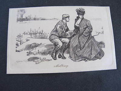 Pictorial Comedy Postcard James Henderson & Sons Ltd