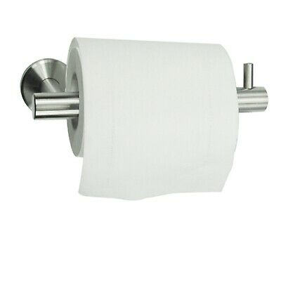 Stainless Steel Bathroom Toilet Wall Mounted Brushed Paper Tissue Holder Bathroo