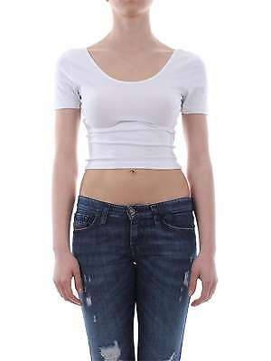 15116332 LIVE BRIGHT WHITE TOP Damen ONLY