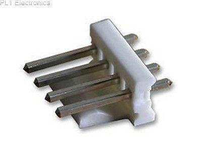 """TE CONNECTIVITY / AMP - 640445-4 - HEADER, VERTICAL, 0.156"""", 4WAY,Price For: 5"""