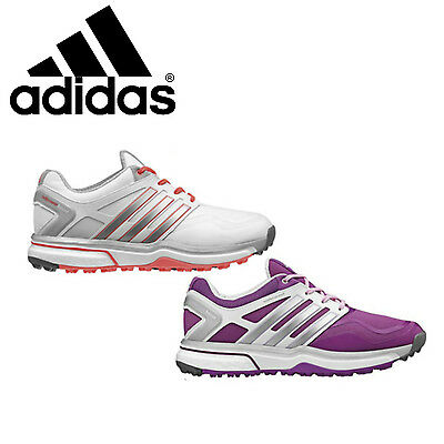 Adidas Womens W Adipower S Boost Ladies Spikeless Golf Shoes - New