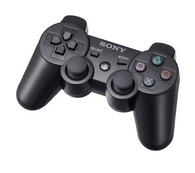 Original Sixaxis Sony Playstation 3 PS3 Wireless Controller ohne Dualshock 3
