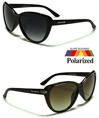 Black Cat Eye Polarized Vintage Classic Retro Women's Fashion Sunglasses