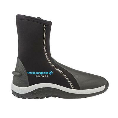 Oceanic OceanPro 6.5mm Recon Diving Boots - Size 9