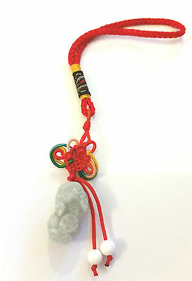 Chinese Lucky Pi Yau Hanging Charm Decoration 3 - Good Luck, Wealth & Prosperity