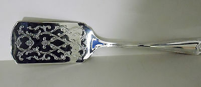 Gorham Silver Plate Lasagna/cake Server Made In Italy Heritage Pattern