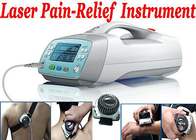 NEW CE Physiotherapy Body Pain Relief Diode Low Level Cold Laser Therapy LLLT