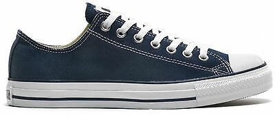 CONVERSE CHUCK TAYLOR ALL STAR Lo NAVY UNISEX CASUAL SNEAKERS MENS WOMENS SHOES