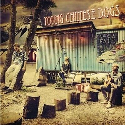 Young Chinese Dogs - Farewell To Fate  Vinyl Lp Neu