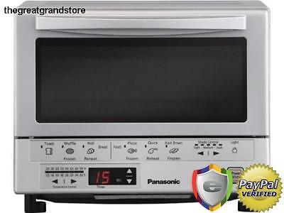 Fast Quick Convection Smart Digital Toaster Oven Defroster Electric Home Kitchen