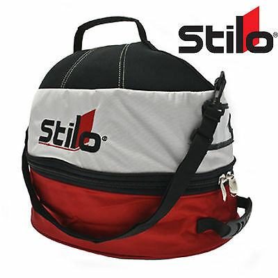 Stilo Helmet/Lid & Hans/FHR Carrying Bag YY0016