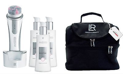 LR ZEITGARD Cleansing Device Soft + 3 x 125 ml Cleansing Cream inkl. Beauty Case