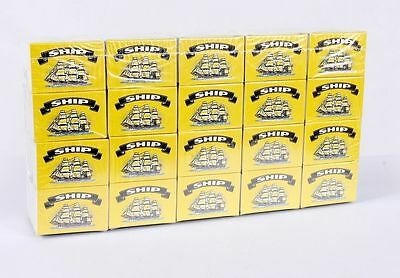 100 Boxes Ship Safety Matches Approx 38pcs Per Box BBQ Candles Camping Cooking