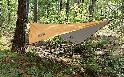 UST Base All Weather Tarp Camping, Hiking, Backpack Orange/Silver 20-5010-01 NEW