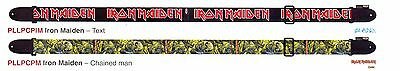 Perri's - Iron Maiden Polyester Guitar Straps in a Choice of 2 Designs