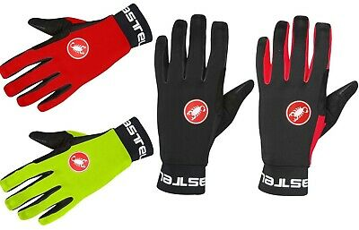 BRAND NEW CASTELLI SCALDA WINTER GLOVES IN 3 COLOURS Free P&P