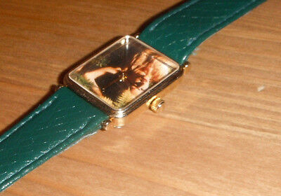VTG 90`s CYNDI LAUPER wirst watch SISTERS OF AVALON  TOUR rare !