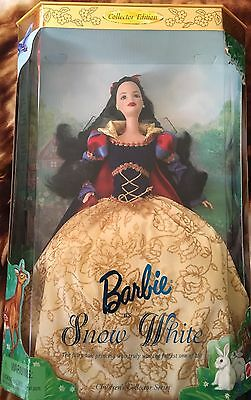 Snow White Barbie Doll Children's Collector Series