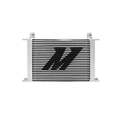 Mishimoto Universal 25-Row Oil Cooler, Silver