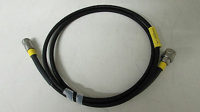 Anritsu 15NNF75-1.5A Test Port Extension Cable, Armored, DC - 1.2 GHz, 75 Ohm