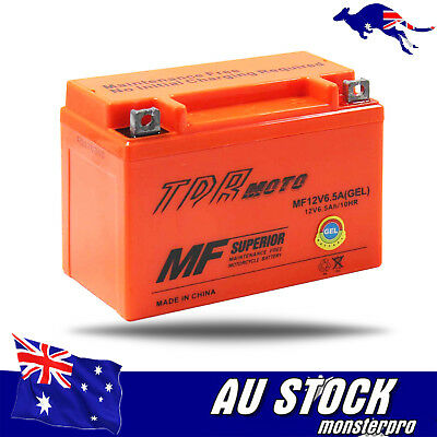 12V 6.5ah Gel Battery for 110cc 125cc 250cc Thumpster Atomik Dirt Bike ATV Quad
