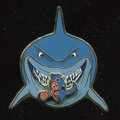 DSF Finding Nemo Bruce Marlin and Dory LE 300 Disney Pin 92214