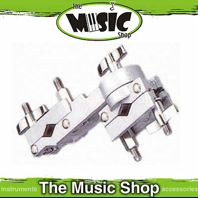 New Drum or Cymbal Multi Clamp with Fixed & Swivel Ends - DB420
