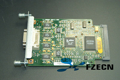 For Cisco WIC-2T 2-Port Serial Network Module Used