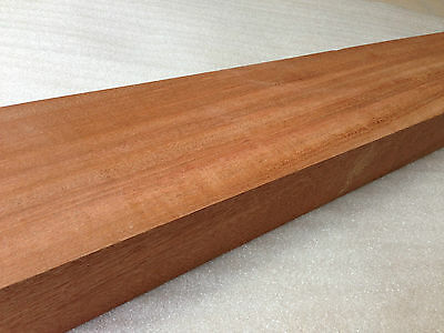 Sapele Mahogany Planed 19mm PAR 0.6m - 1.2m Lengths