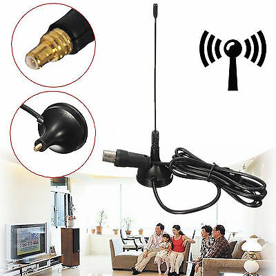 1M/3Ft Digital 5DBi DVB-T TV Antenna Freeview Aerial HDTV Strong Signal Booster