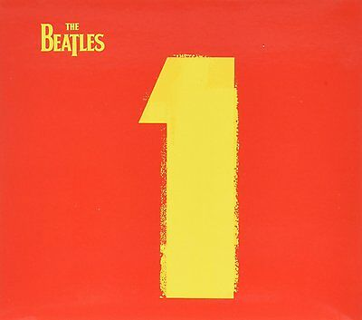 THE BEATLES 1's CD ALBUM (Greatest Hits) (Remastered Edition November 6th 2015)