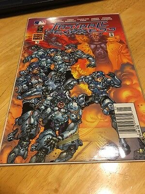 Fastball Express #1 Ultimate Sports Force Comic Book 1999