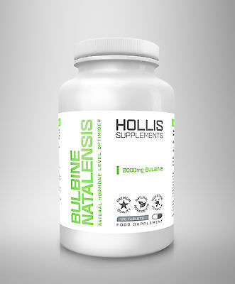 Bulbine Natalensis Testosterone Booster 120 Tablets 2000mg