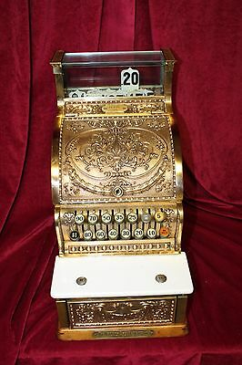 Antique Candy Store National Cash Register Model 313