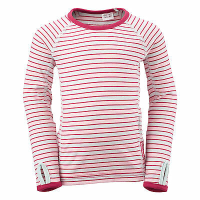 Kathmandu Curlew Kids Boys Girls Long Sleeve Merino Thermal Baselayer Top
