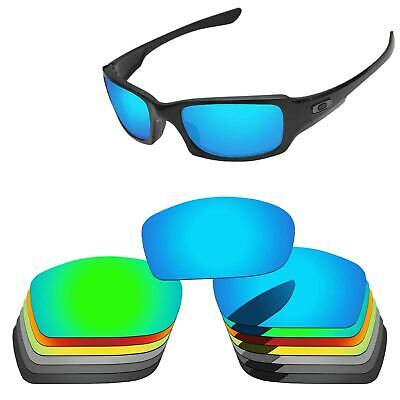 Polarized Replacement Lenses For-Oakley Fives Squared Sunglasses Multi-Options