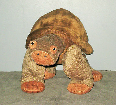 Peluche  TORTUE  - Wild Republic ( Long: 33 cm )