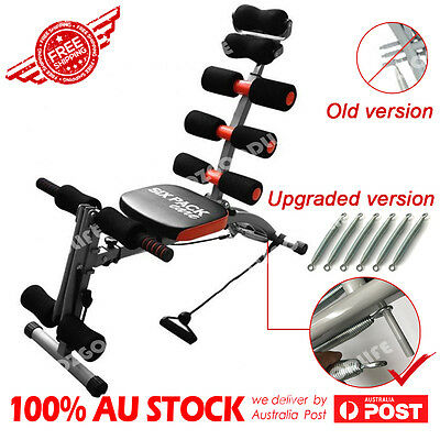 Multifunctional Six Pack Care Abdominal AB Leg Arm Gym Training Exercise system