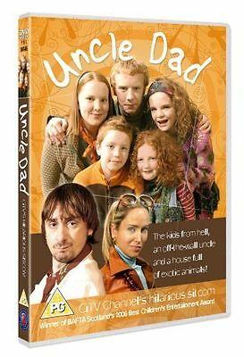 Uncle Dad Dvd Tim Plester Brand New & Factory Sealed