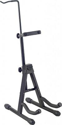 Violin Floor Stand - Stagg SV-VN - Also works for Viola with bow holder
